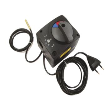 Huch EnTEC электрический сервопривод STM06/230 с встроенным электронным термостатом 20-80 °C (6 H*m) 109.02.230.32 E