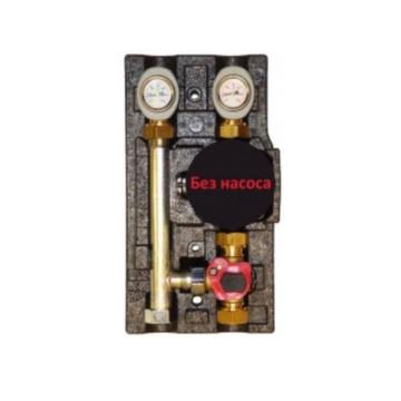 Насосная группа ECO MK 3/4″ (со смесителем), без насоса Huch EnTEC 101.20.018.00