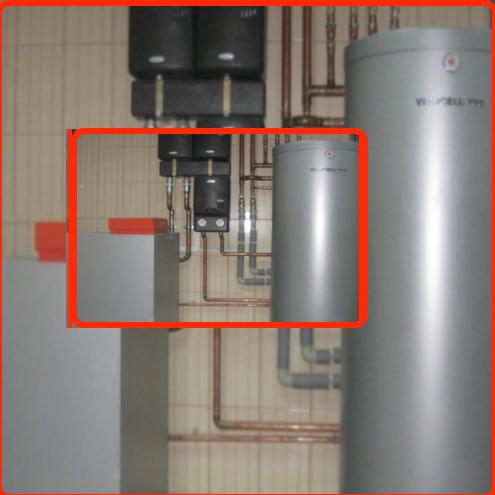 Монтаж котельной на базе напольного газового котла  Vitogas 100-F с автоматикой Vitotronic 200 тип KO2B