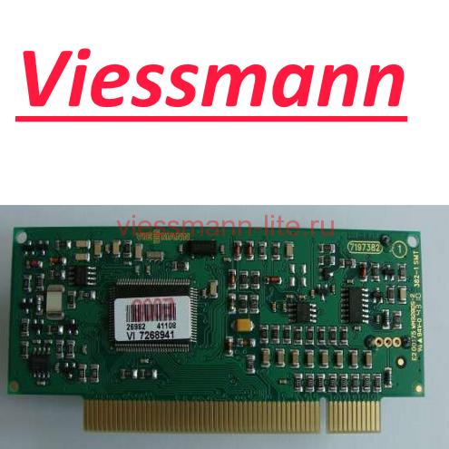 Электронная плата для Vitotronic MW1 (7828194) для автоматики марки Viessmann