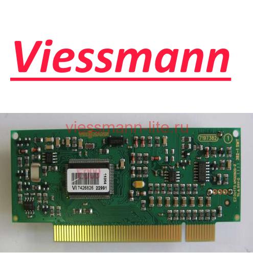 Электронная плата расширения для смесителя НК/GW/MW (7829790)  для автоматики марки Viessmann