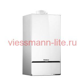 Настенный газовый котел Logamax Plus GB172-42 iW H (белый)Турбированный; Одноконтурный; 42кВт