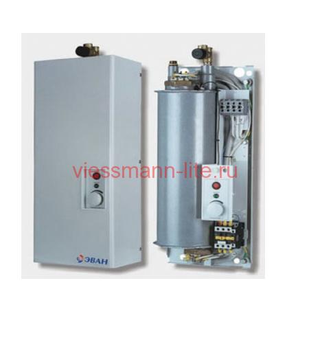 Электрический котел отопления ЭВАН С1 9