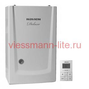 Настенный газовый котел двухконтурный Navien DELUXE-30K Coaxial