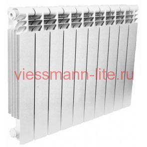 Радиатор алюминиевый Lammin 10