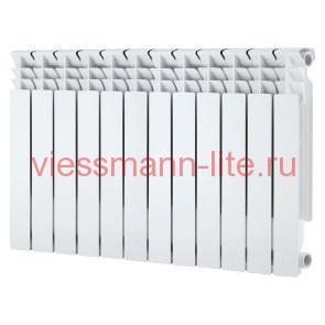 Радиатор алюминиевый Lammin 12