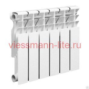 Радиатор алюминиевый Lammin 6