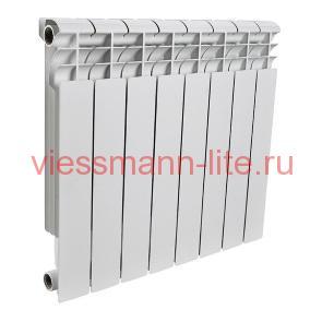 Радиатор алюминиевый Lammin 8