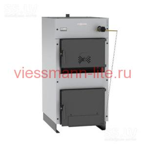 Твердотоплевный котел Viessmann WBS LIGNA 50, 50 кВт