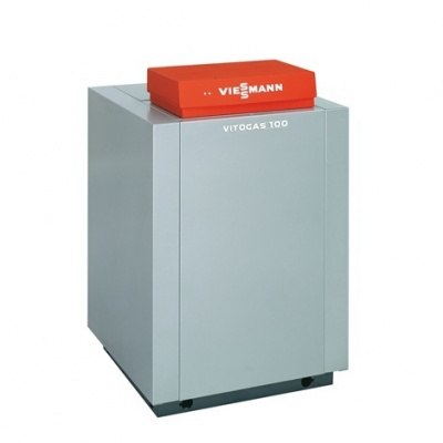 Viessmann Vitogas 100-F 108 кВт Vitotronic 200 KO2B  GS1D913 Напольный газовый котел