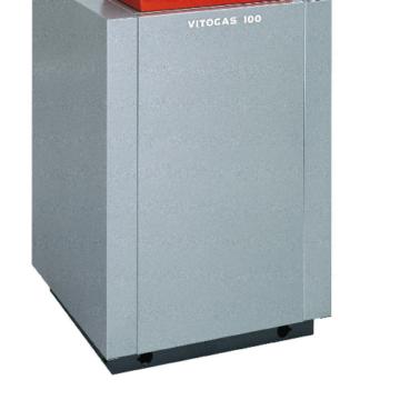 Viessmann Vitogas 100-F 29 кВт без автоматики 7245365 Газовый отопительный котел
