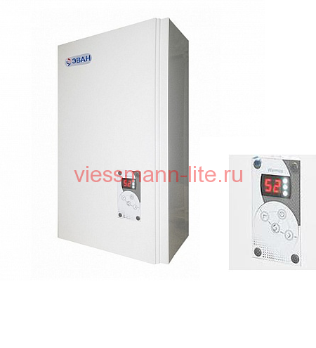 Электрический котел отопления Эван Warmos-IV-9,45