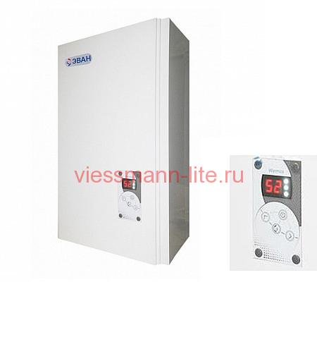 Электрический котел отопления Эван Warmos-IV-7,5