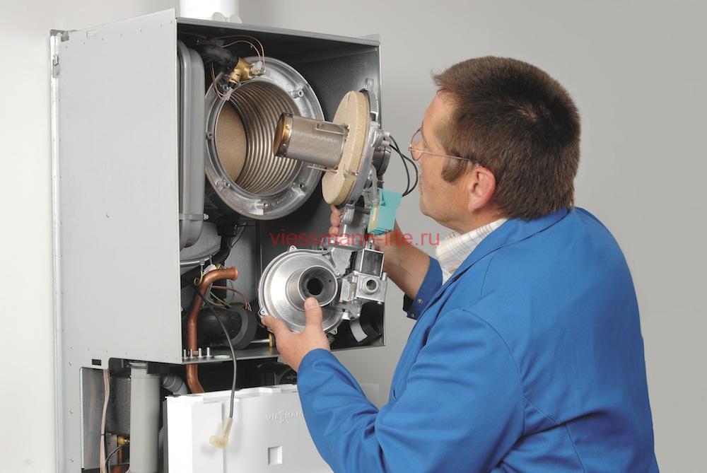 Техническое обслуживание газовых котлов своими руками