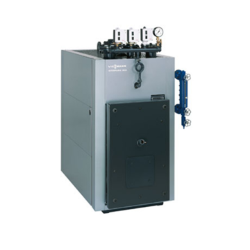 Viessmann Vitoplex 100 PV10A01 150 кВт (с автоматикой Vitotronic 100 тип CC1E) Котел под любую горелку PV10A01
